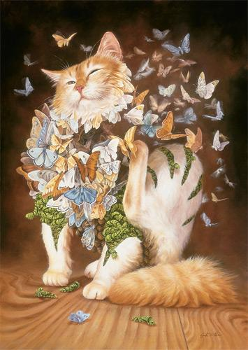 gatti magici, misteriosi ed affascinanti