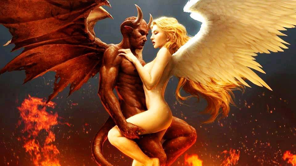 Risultati immagini per demone